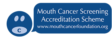 mouth cancer logo