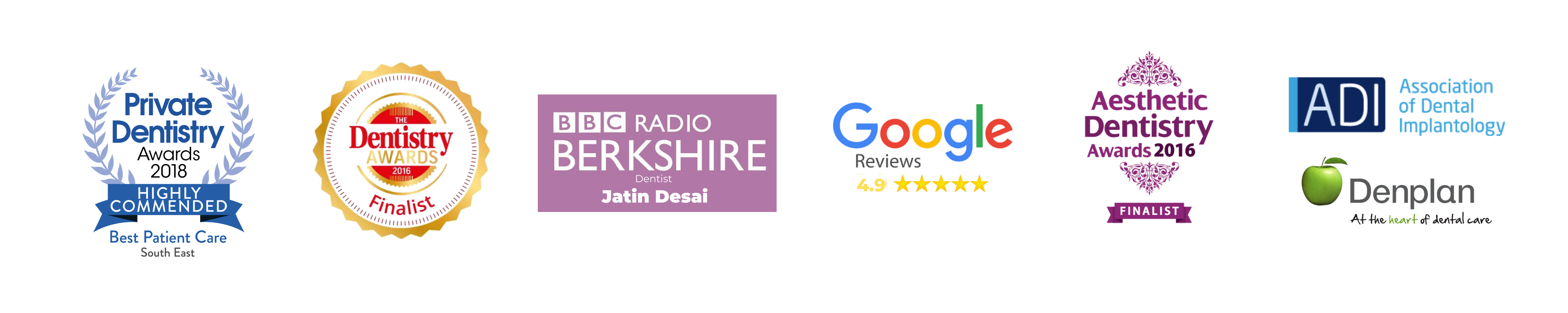 Dentists in Reading - Google Reviews