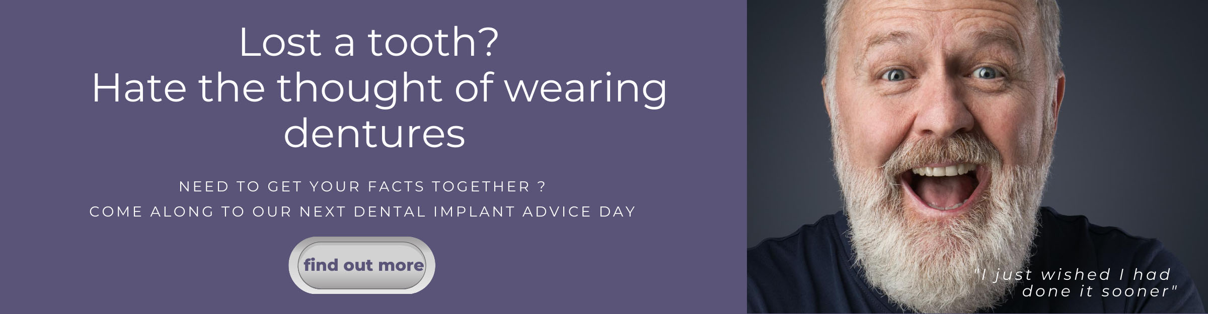 Dental Implant Advice Day