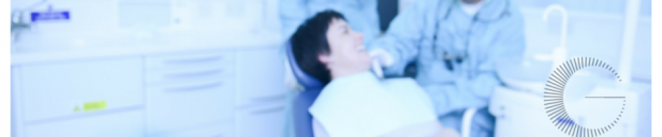 patient in chair