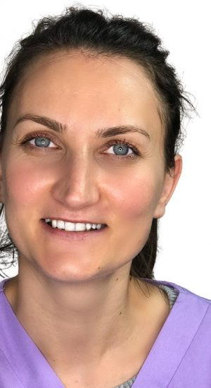 Madalina Paraschiv - Gipsy Lane Orthodontics Reading