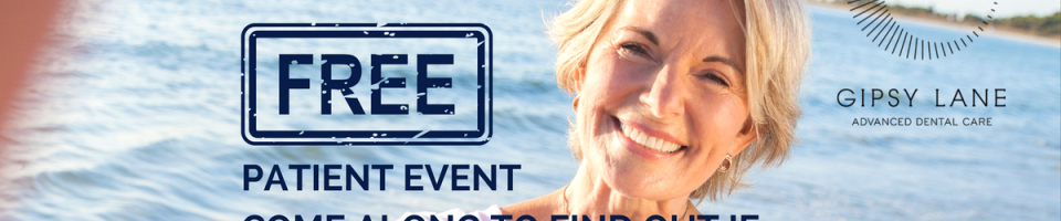patient event banner