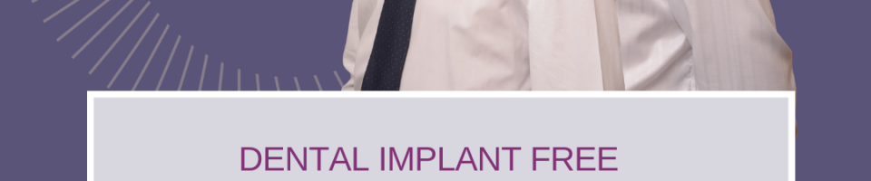 this is a photo of a dental implant patient event banner