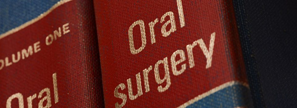 book about oral surgery