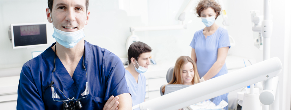TALENTED SPECIALISTS & DENTAL PROFESSIONALS