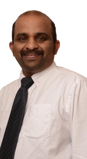 Raj Headshot