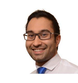 randeep headshot - Gipsy Lane Orthodontics Reading