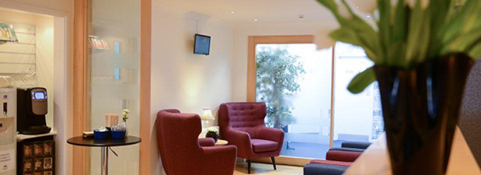 Gipsy Lane Waiting Room